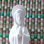 Holy Virgin Mary Roman Catholic Planter