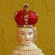 Infant of Jesus of Prague Planter, Patron Saint of the Home