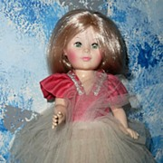 1983 Cute Jesco  Ballerina Doll