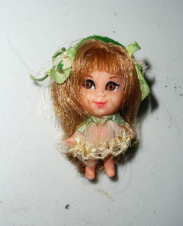Mattel 'Liddle Kiddle Dolls' Lucky Locket Kiddles Jewel