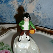Drummer Boy Vintage Ashtray/Pin Dish