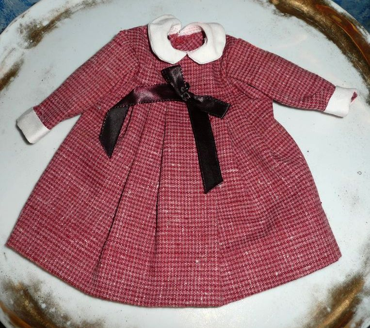 Effanbee's  'Four Season'  Doll Autumn Doll Dress