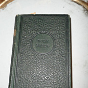 1906 The American Bible Society  Holy Bible