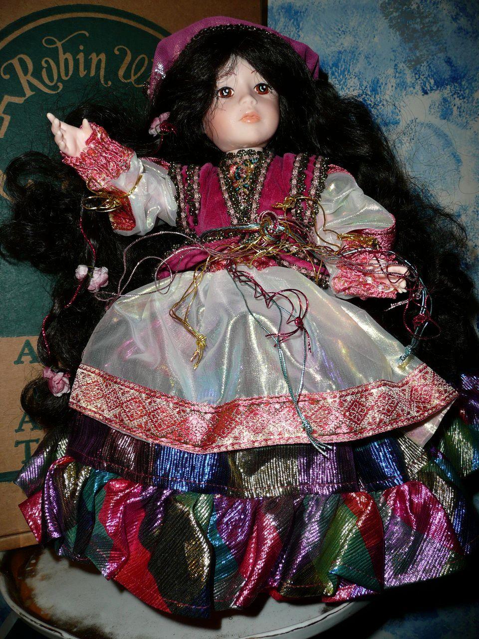 1989 Robin Woods MIRI Doll *NRFB