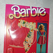 1984 Barbie Active Fashion #7915  *NIB