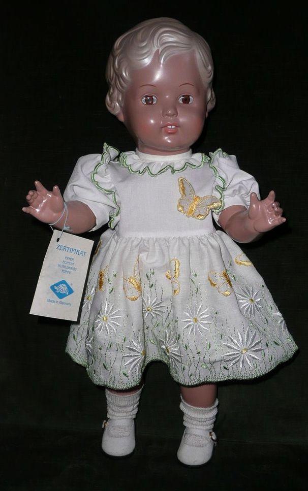 "1941 ""ERIKA"" Schildkröt doll *Mint!"