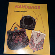 1991 Handbags by Roseann Ettinger  Collector's Book *New