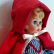 Vintage Madame Alexander Little Red Riding Hood #782