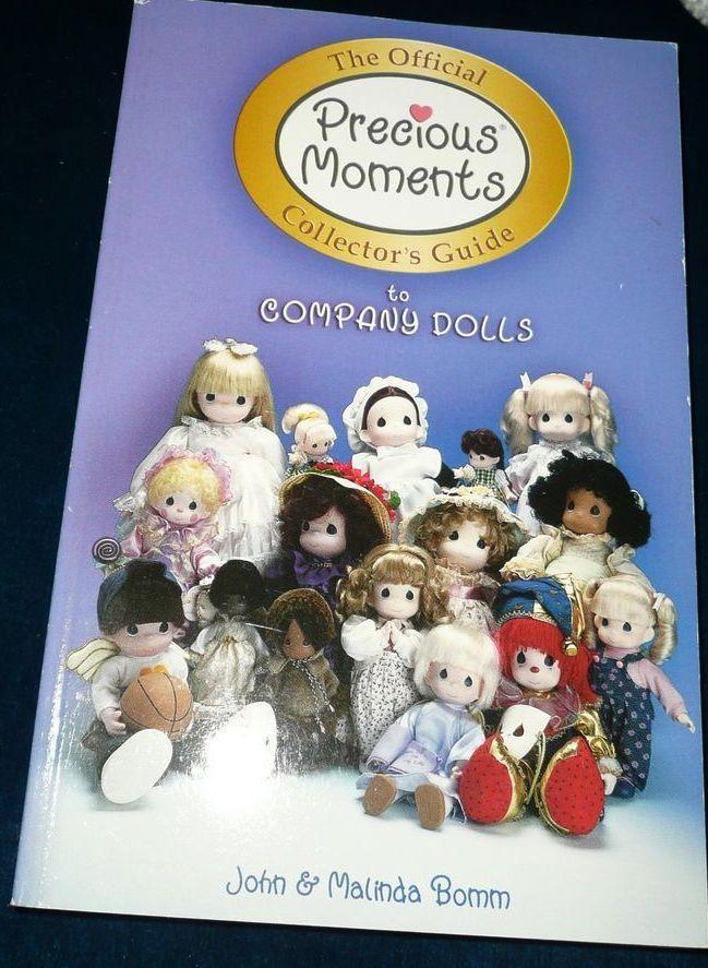 Precious  Moments Doll  Price Guide Collectors   Book