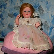 Vintage  Italian Ratti Doll