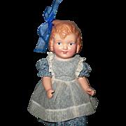 "Vintage 1920's  Metropolitan Doll Company 15"" Doll"