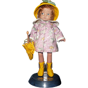 "Very Cute Patysette  Original Effanbee 8"" Doll"