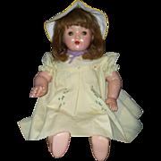 """Effanbee Alice Lee 26"""" Mama Doll"""