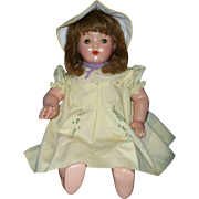 "Effanbee Alice Lee 26"" Mama Doll"