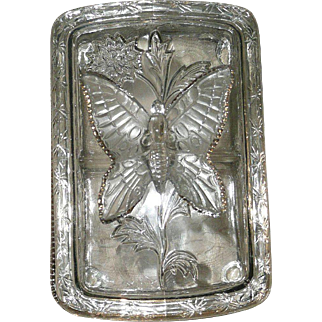 Beautiful Butterfly Vanity Dish