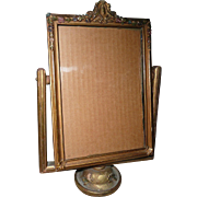 Vintage Ornate all Wood picture frame