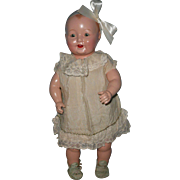 "Chuckles 24"" Composition Doll"