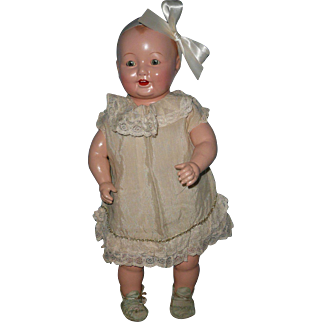 "Chuckles 24"" Composition Doll"