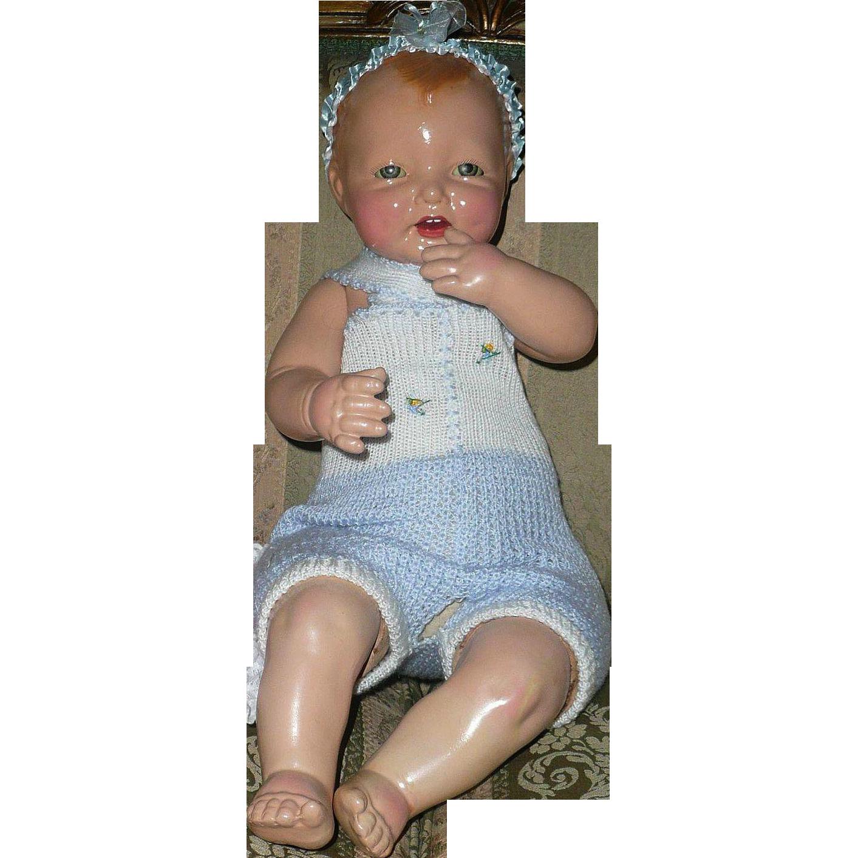 "20"" Effanbbe Bubbles Baby Boy"