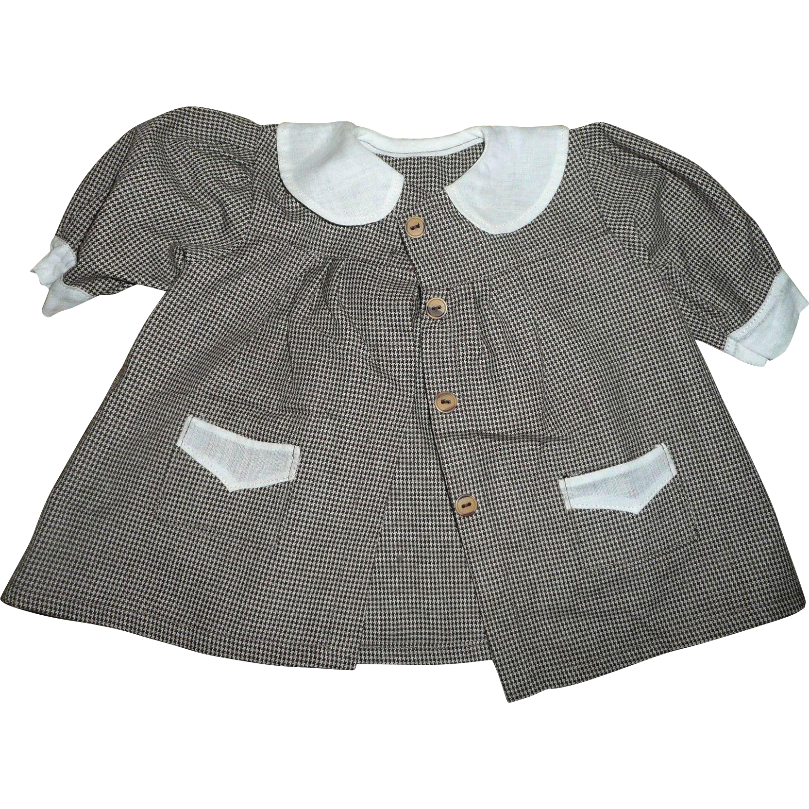 "Original Mariquita Perez 18"" Dolls Coat/Dress"