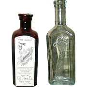 'Sanmetto' 1870-1904 Free Sample Bottle *Full  & Unopened