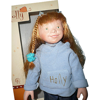 Holly NADIA  Dolls Collection by Marie-Luise Schulz *retired *NIB