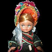 "PIRULA ""Muñecas de Alba"" 1950-1960 Spanish Doll"