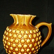 Golden Topaz Pitcher by Inarco