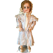 Antique Bisque German Gebruder Kuhnlenz Doll GK 32-27