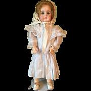 Antique Bisque German Gebruder Kuhnlenz Doll GK 32-27