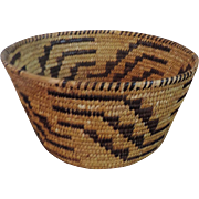 Antique 19th century Native American Indian Basket