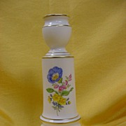 Meissen Candle Holder....