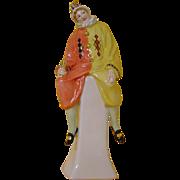 "Large Karl Ens Pierrot Figurine...15"" high"