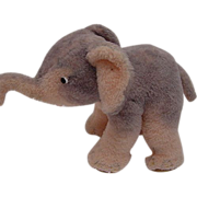 "Steiff ""Cosy Trumpy"" Elephant 1950's"