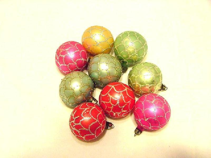 9 Poland Christmas Ornaments