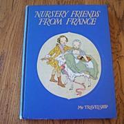 Nursery Friends From France  Children Book