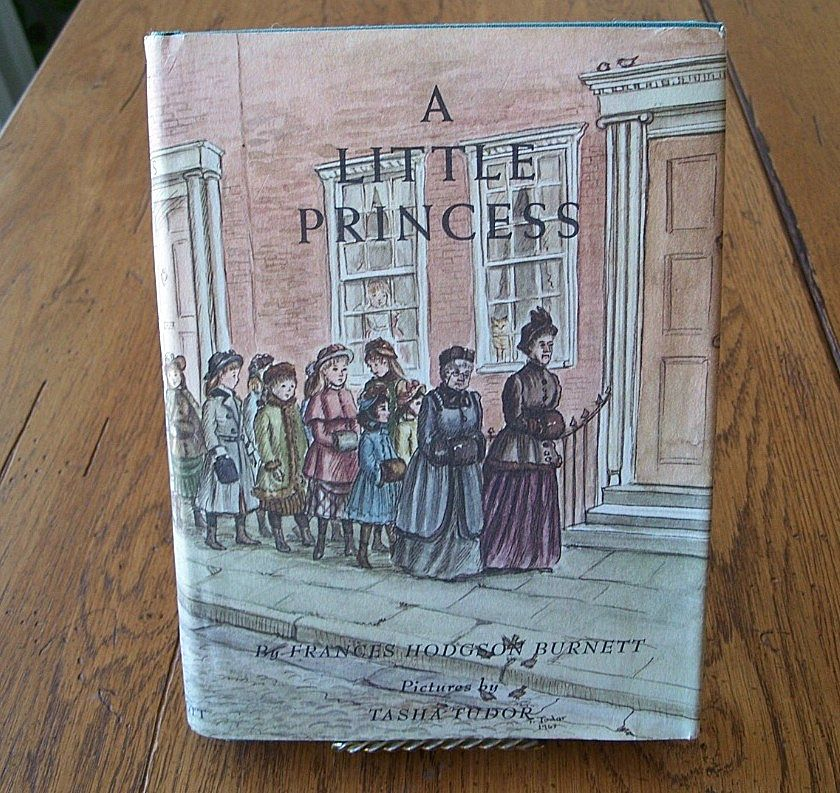 The Little Princess  Pictures by Tasha Tudor