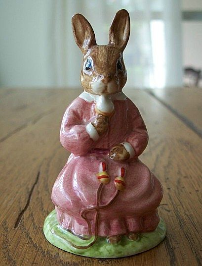 Royal Doulton Polly Bunnykins Figurine