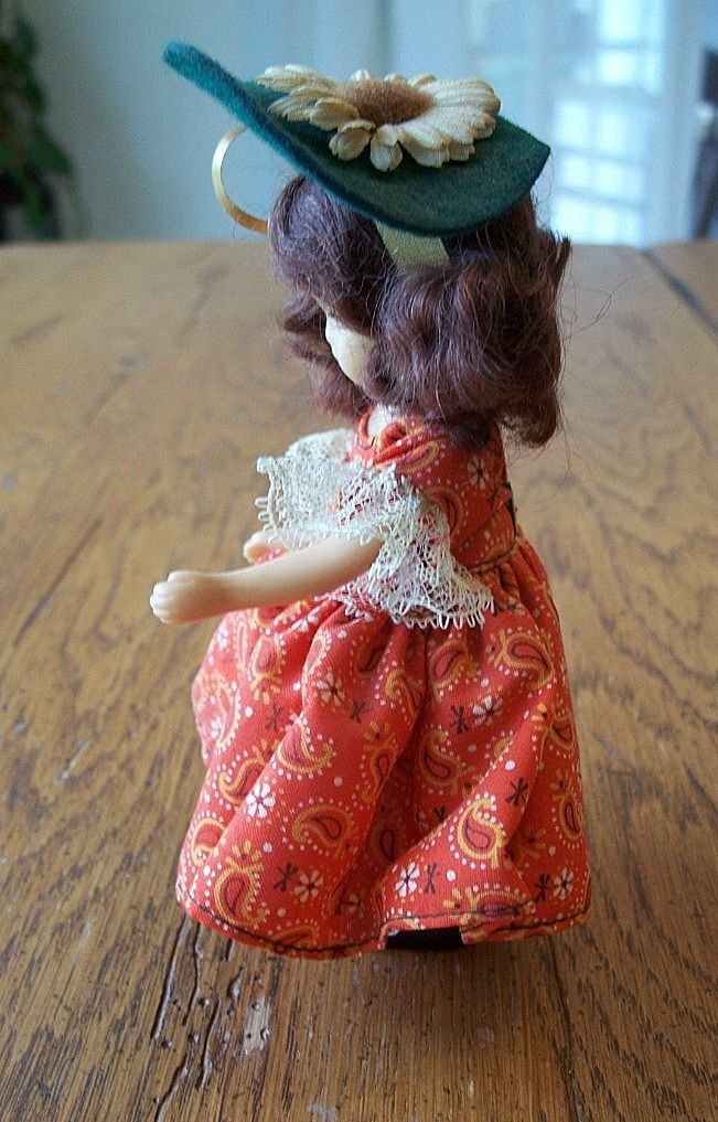 Storybook doll one two button my shoe from colemanscollectibles on