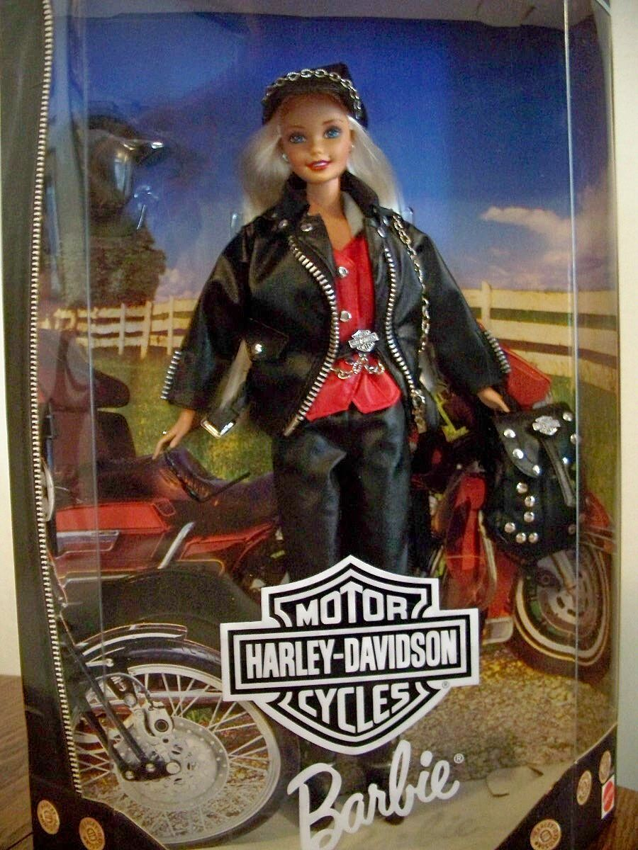 Limited Edition Harley -Davidson Barbie