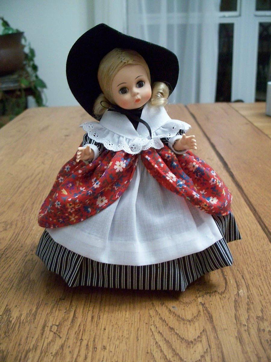 Madame Alexander Mother Goose Doll