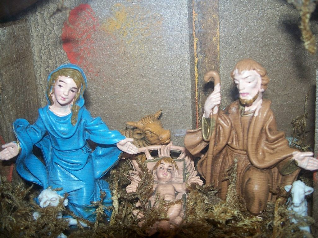 Nativity Scene Made In Italy