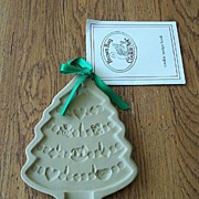 Brown Bag Cookie Art Christmas Tree