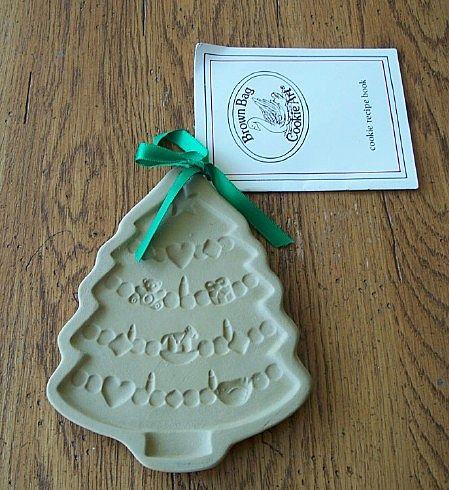 Brown Bag Cookie Art Christmas Tree