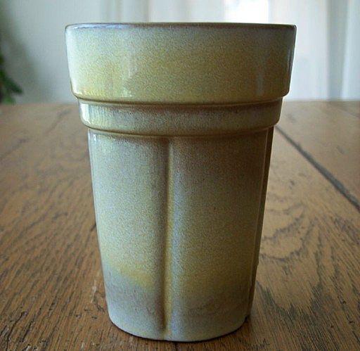 Nice Frankoma Pottery Tumbler 94L