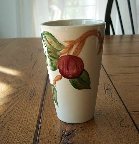 Franciscan China Apple Tumbler American