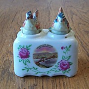 Nodder Pheasant Salt And Pepper Shaker - Red Tag Sale Item