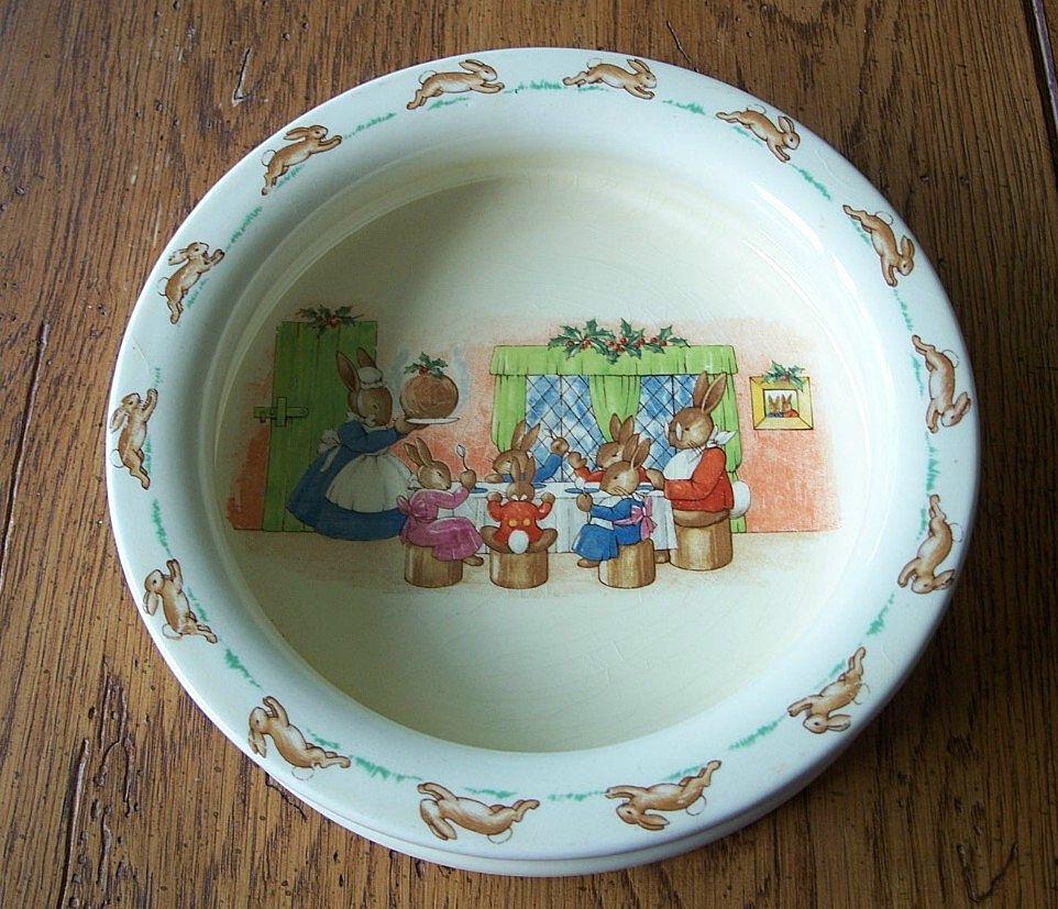 Royal Doulton Bunnykins Child's Bowl