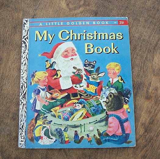 A Little Golden Book My Christmas Book