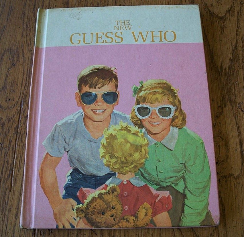 The New Guess Who Dick and Jane Reader
